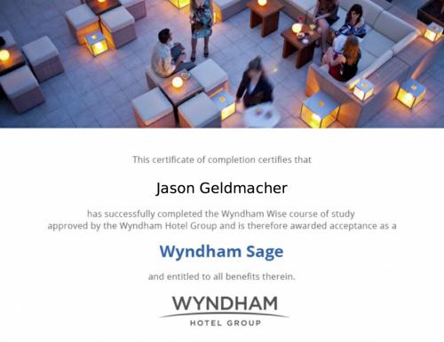 Wyndham Sage