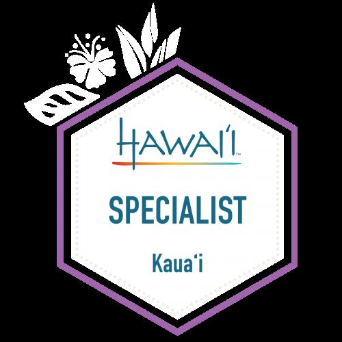 HS badge Kauai - Accredited