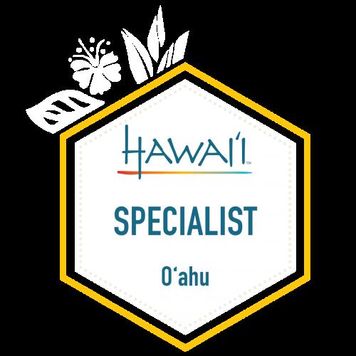 HS badge Oahu - Accredited