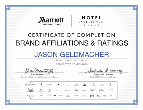Marriott certificate-4